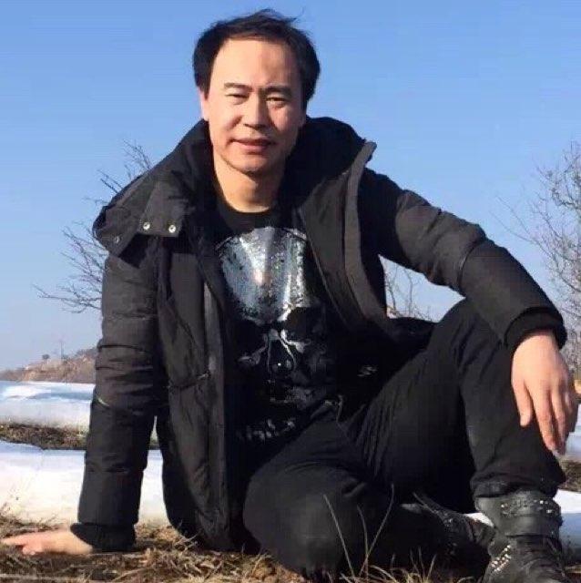 庆阳刘大漠文化产业有限公司CEO刘玉勋照片