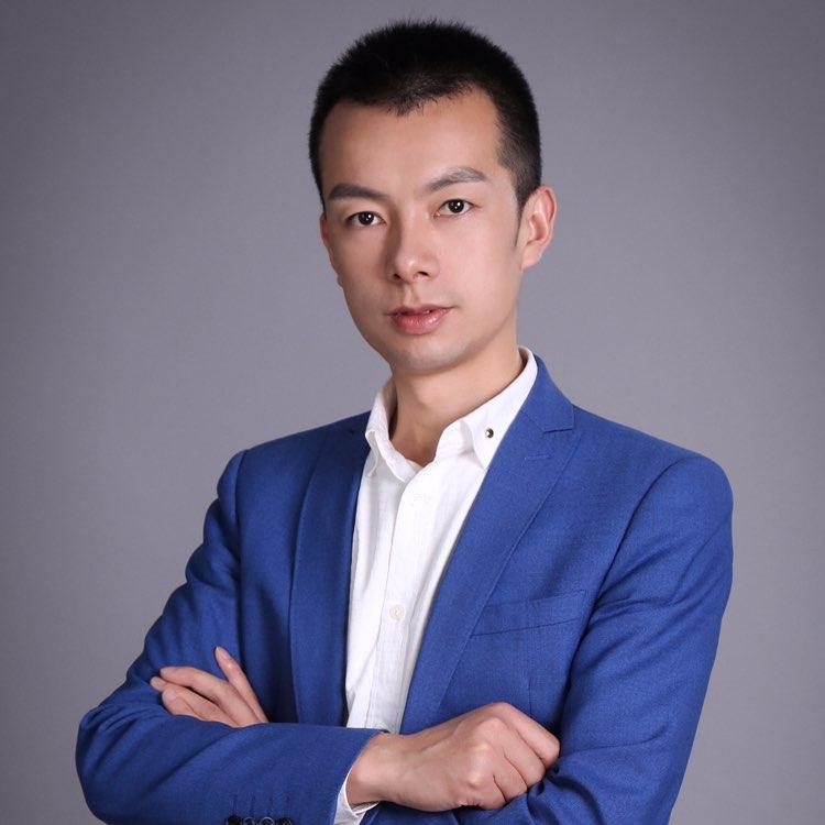 多修信息科技(上海)有限公司董事长杨军辉照片