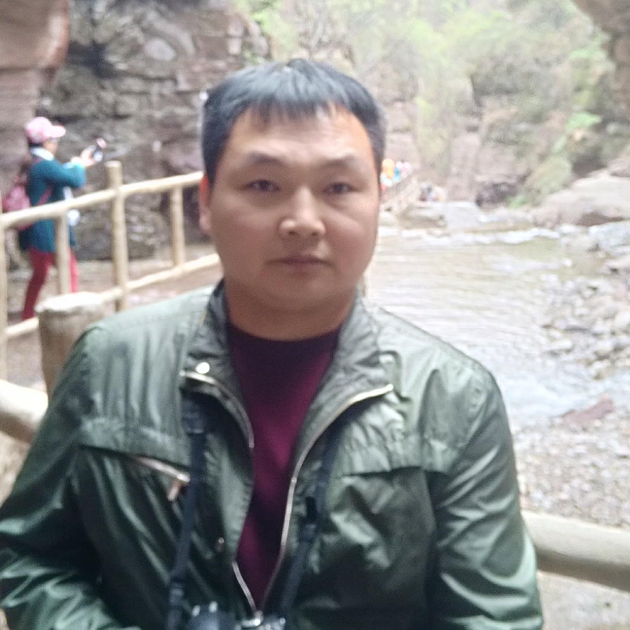 北京住总建设集团安装工程有限责任公司总工程师沙红兵照片