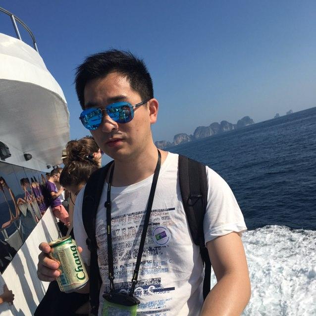 希岑咨询CEO李卓斌照片