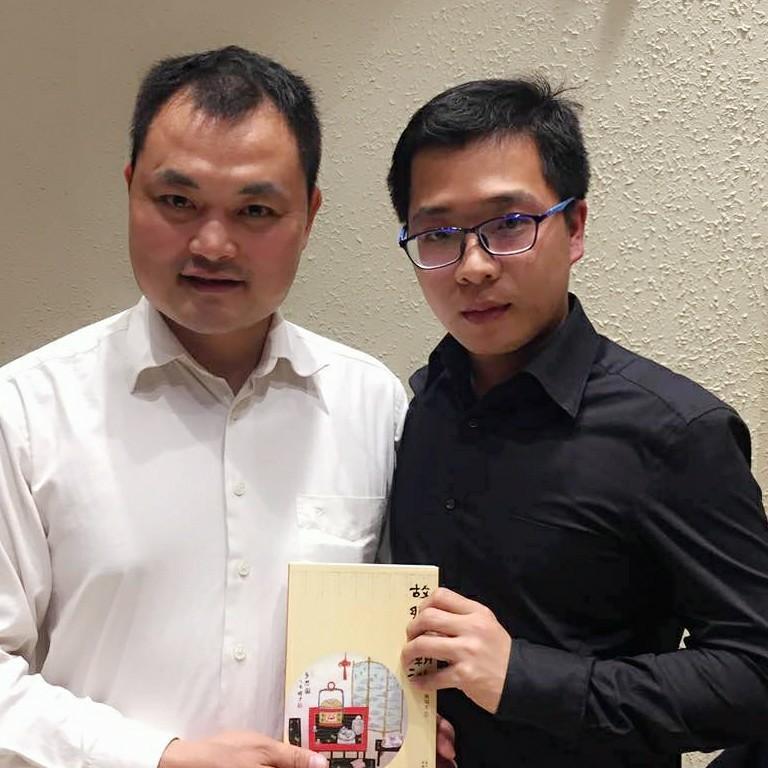广州市贝塔斯建筑装饰工程有限公司CEO陈名星照片