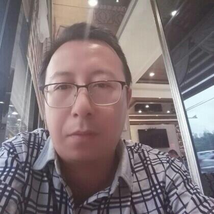 上海维客网络科技有限公司创始人吕泽军照片