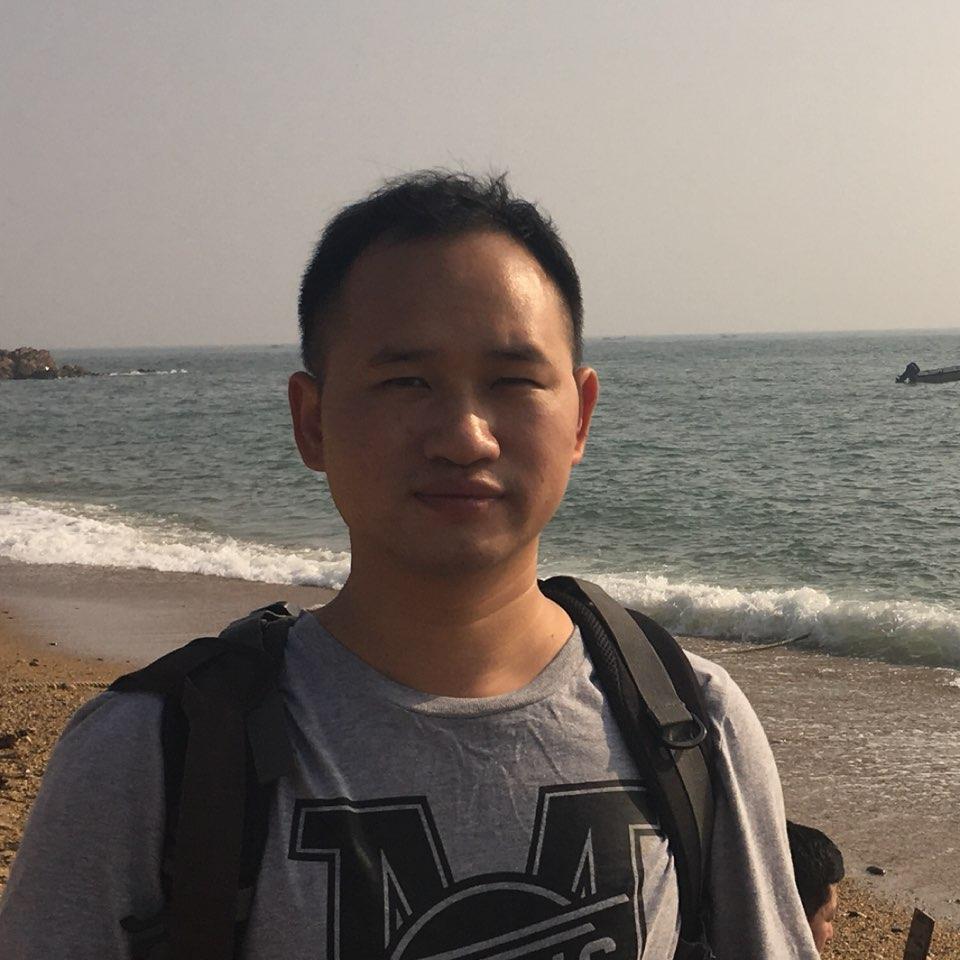 万年历(重庆可兰达科技有限公司)总监张远昭照片