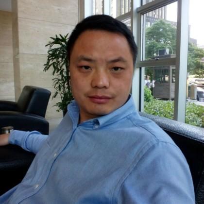杭州成华环境工程经理潘国宏照片