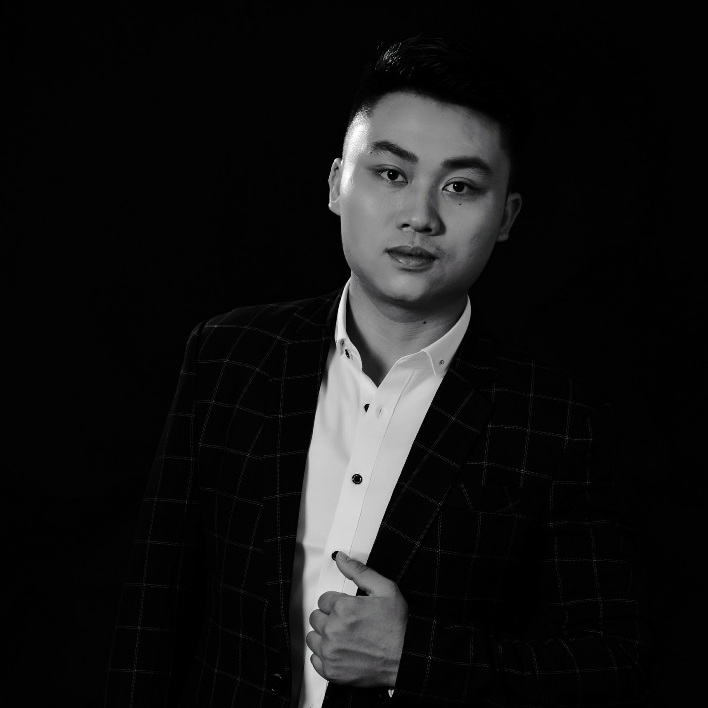 贵阳珍馐食诱餐饮管理有限公司创始人文斌武照片