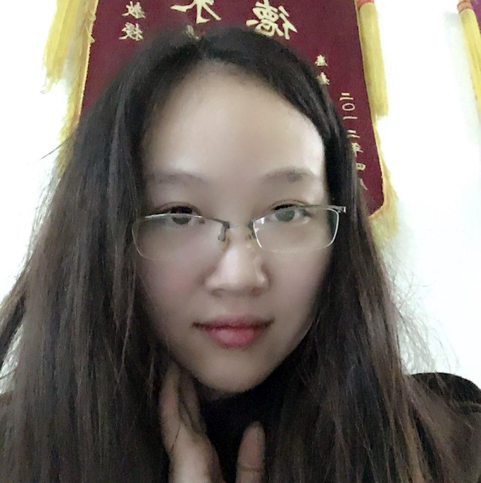 浙江寿仙谷医药股份有限公司业务主管黄敏佳照片