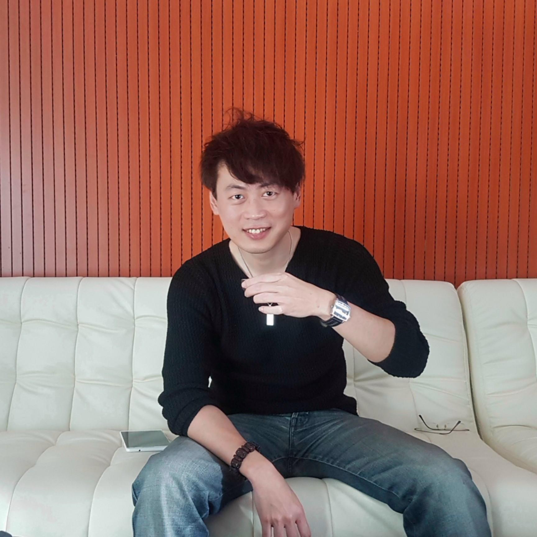 春回行医疗旅游产业(横琴)有限公司CEO黄冠晸照片