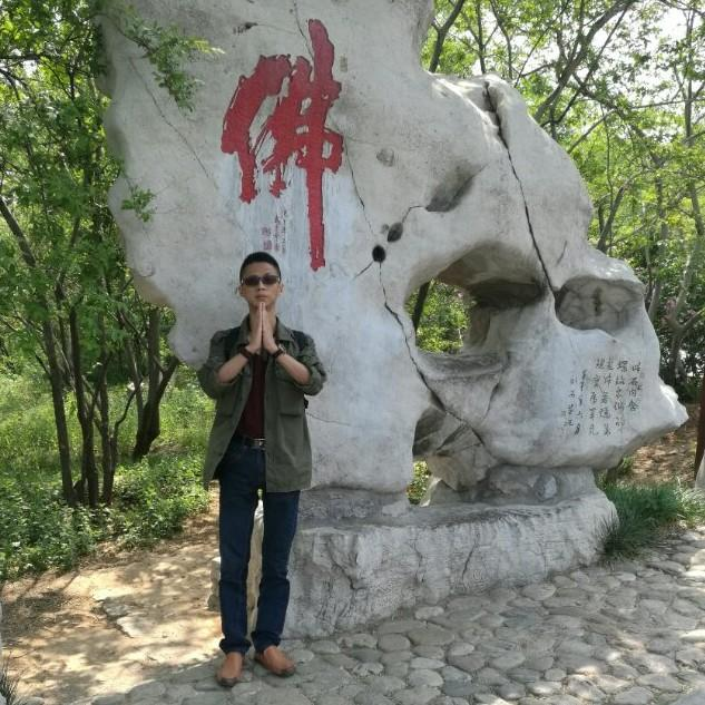 江西万德富生物科技有限公司总监黄志洪照片