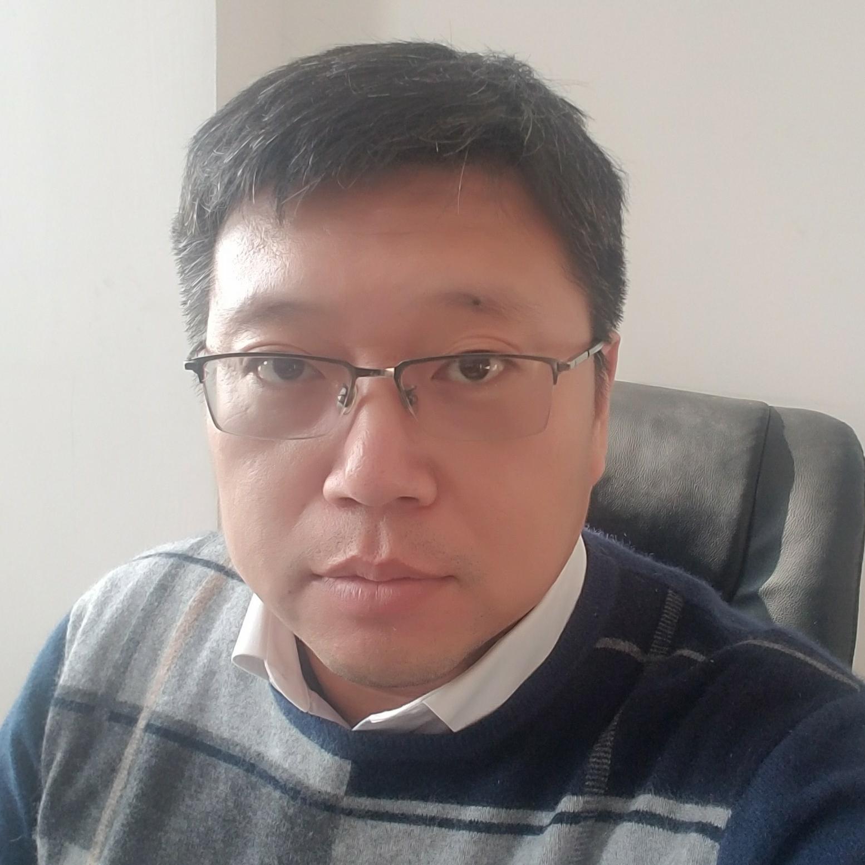 吉林市吉智工场科技信息有限公司总监孙宏博照片