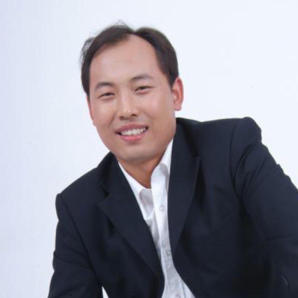 九州通电商集团CEO吴俊飞照片