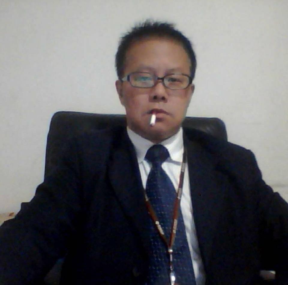 南京德盈集团经理张庆堂照片