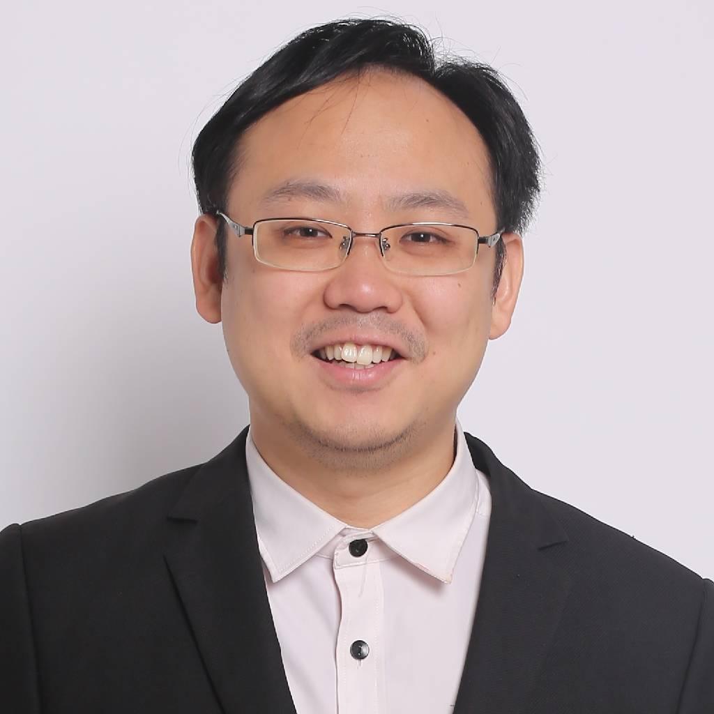 厦门快商通科技股份有限公司总监蔡振华照片
