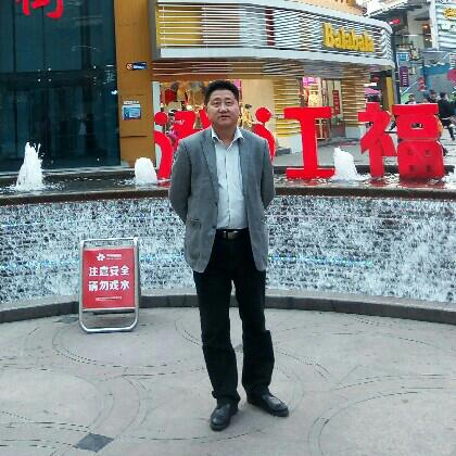 宁波凌宇信息科技有限公司合伙人张家胜照片