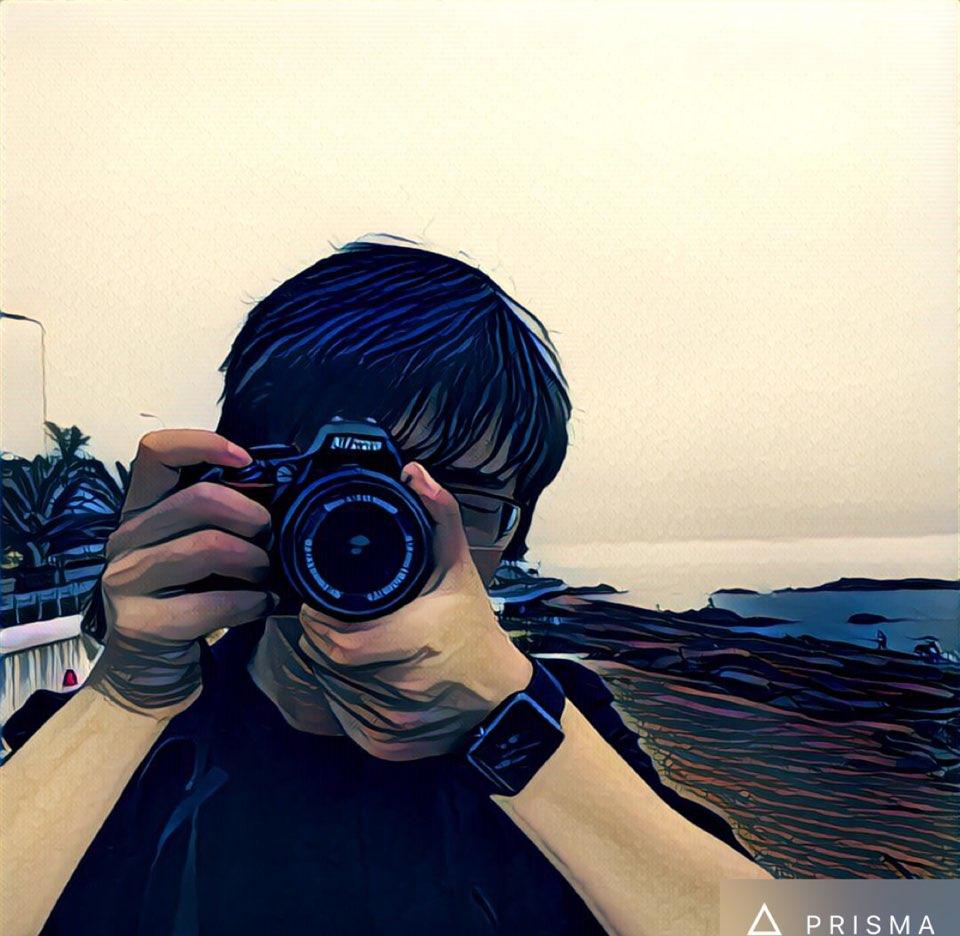 北京寻光科技有限公司创始人武临风照片