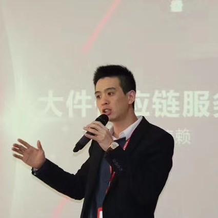 京东物流经理杨正宇照片