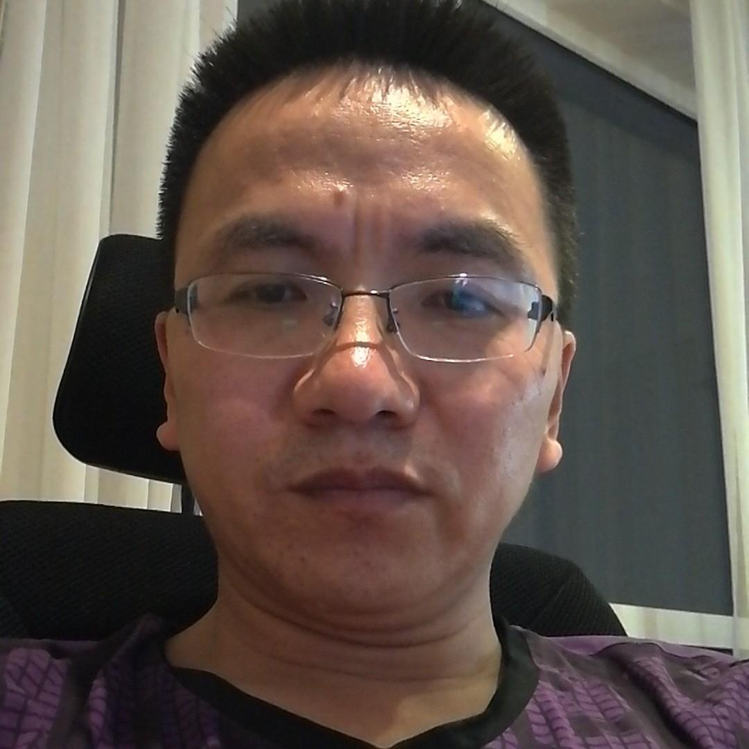 青岛安孚特(石油化工设计院)副总刘善成照片