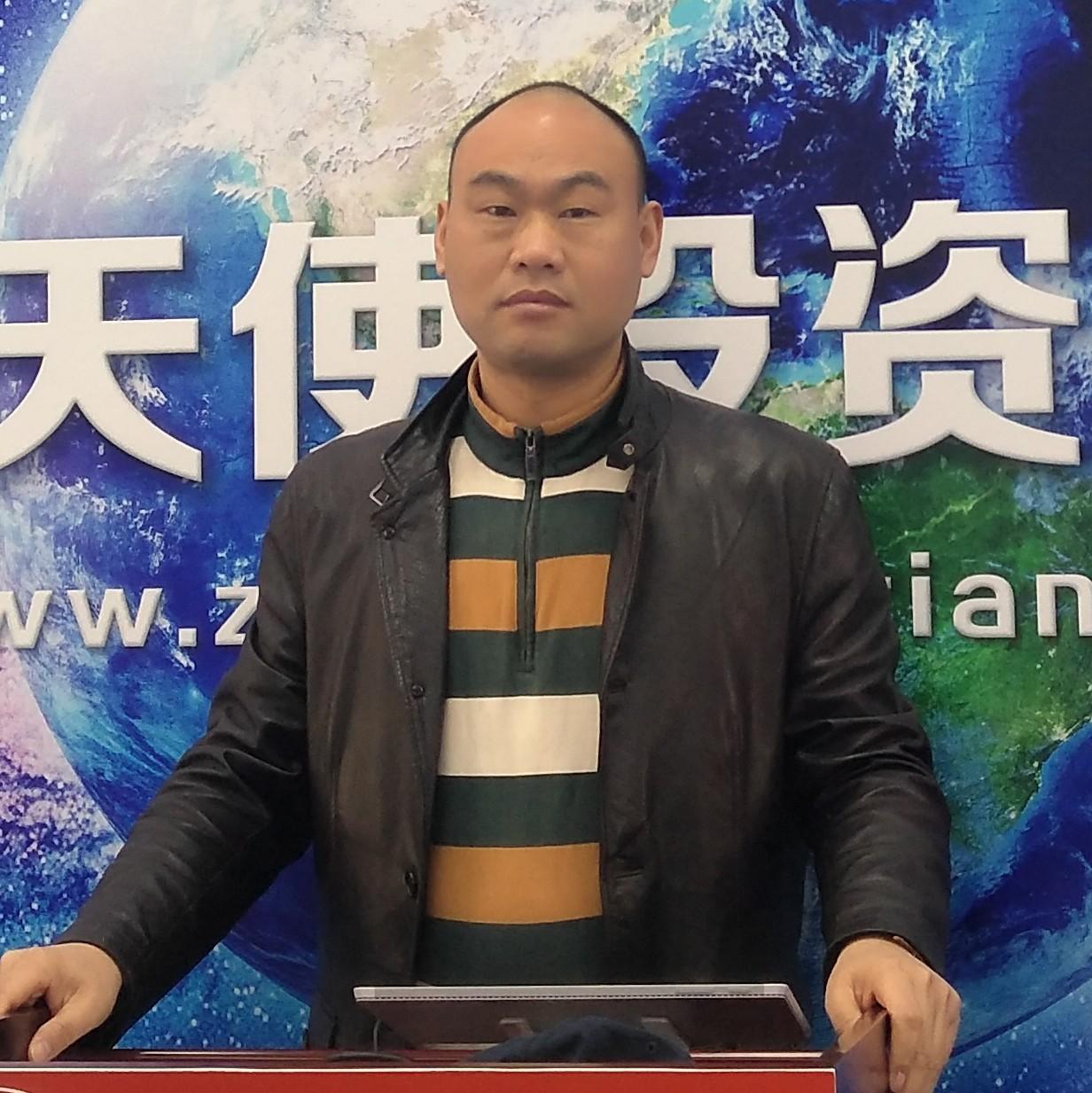 北京玉泽金铭文化传媒副总油泽铭照片