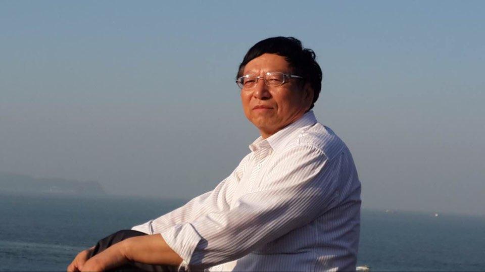 呼伦贝尔新垦农业科技有限公司董事长石连安照片