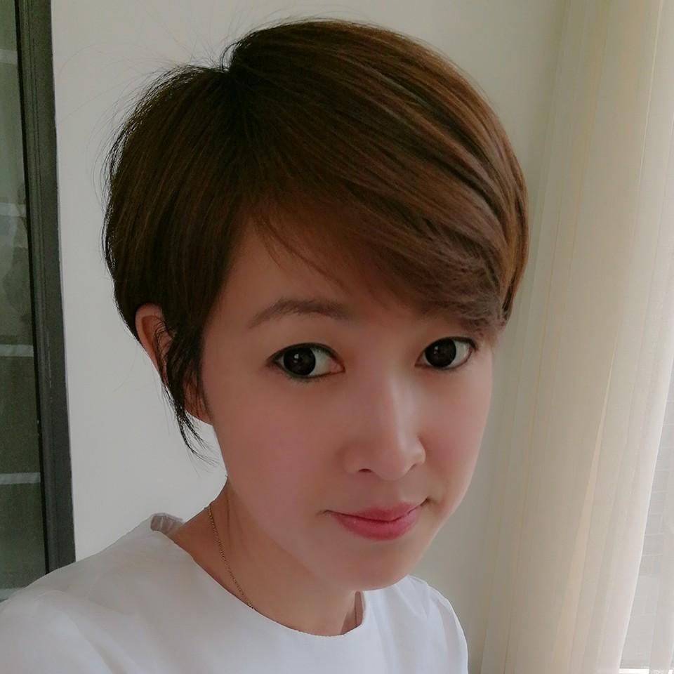 上海迎晟实业有限公司CEO金美花照片