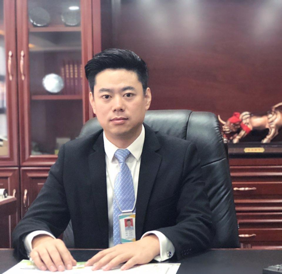 湖北康芝园科技发展股份有限公司经理宋长超照片