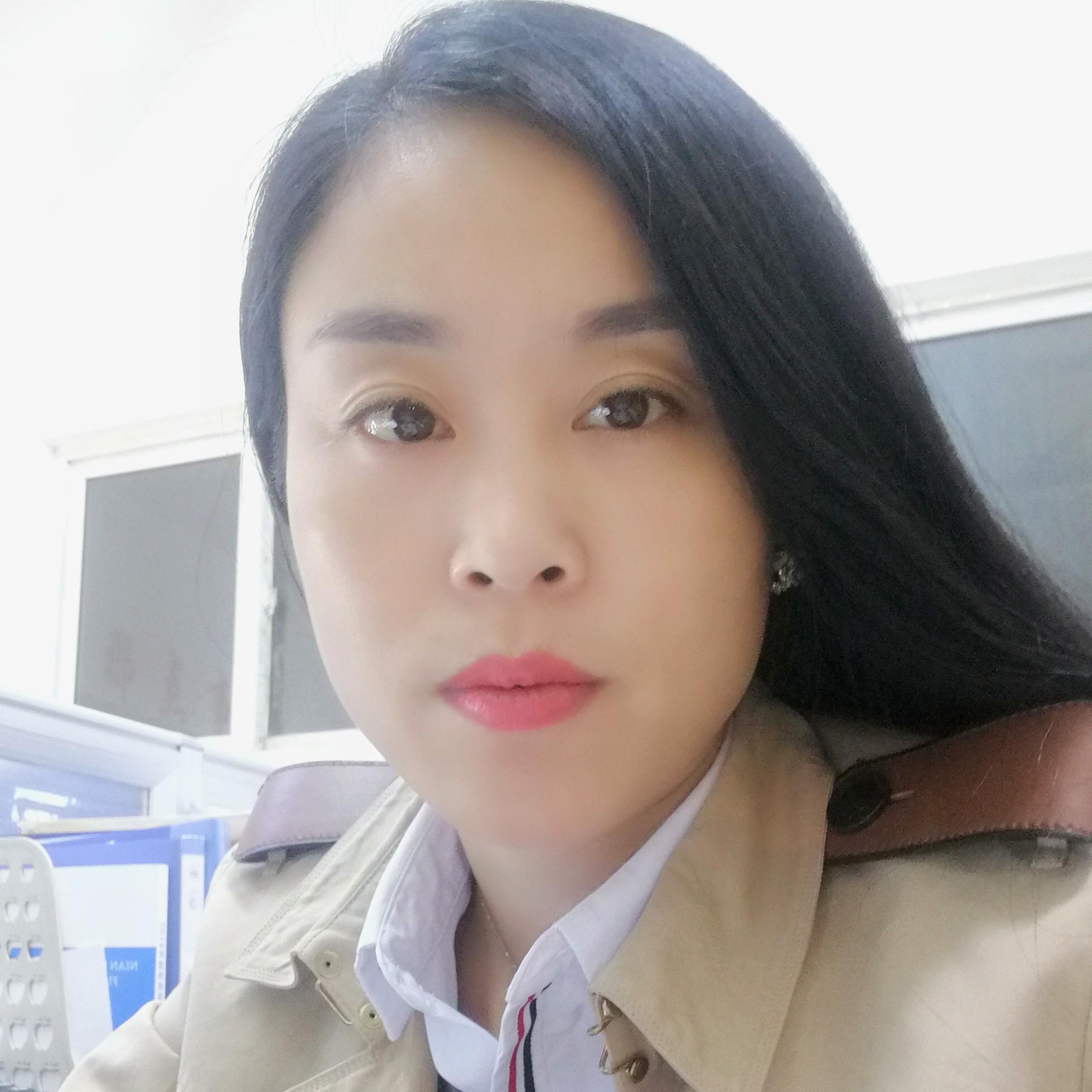 渔公码头集团总监孙秀丽照片