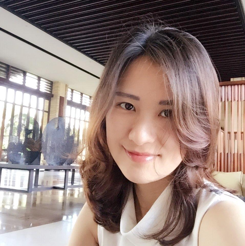 北京汇源食品饮料有限公司经理方玮晴照片