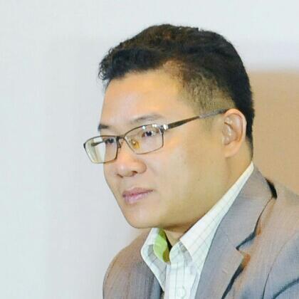 鲲翎金融集团(陕西)有限公司副总何新勇照片