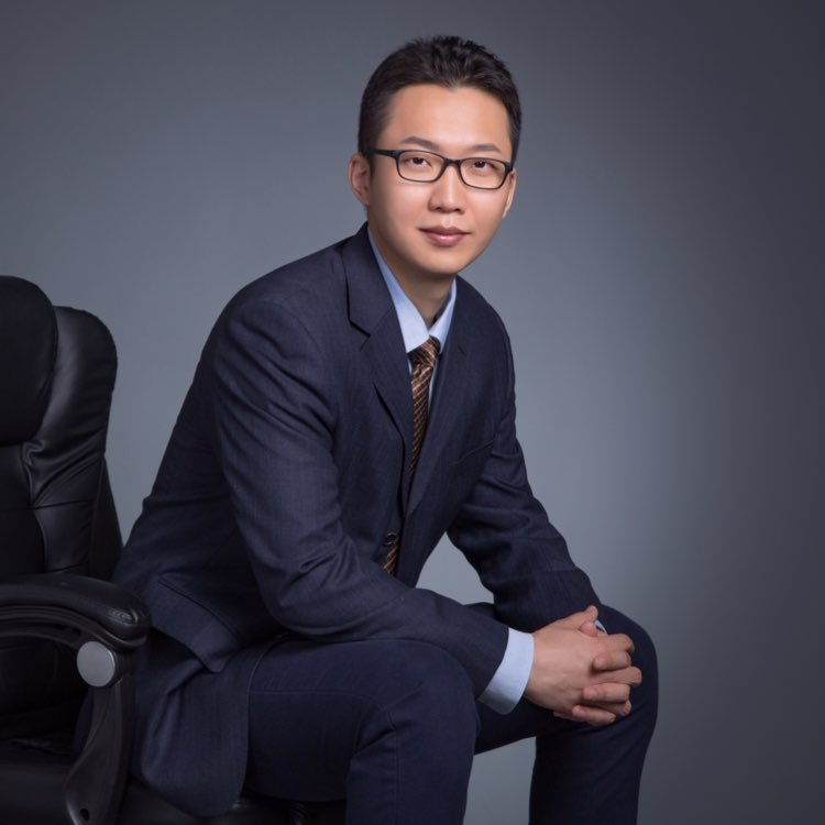 北京缔联科技有限公司(闪电报销)创始人于震寰照片