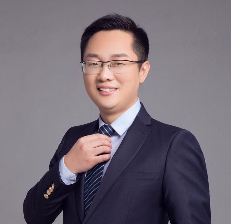河南善融金融服务外包有限公司CEO孙大伟照片