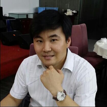 亚信(中国)科技有限公司总监郭少威照片