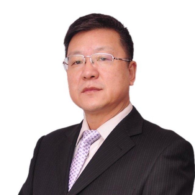 新疆德网信息技术有限公司董事长庞启静照片