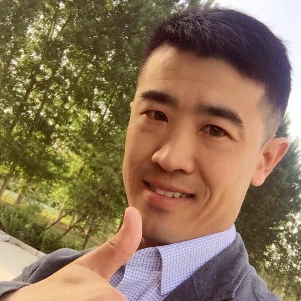 东阿阿胶电子商务(北京)有限公司电商负责人周生光照片