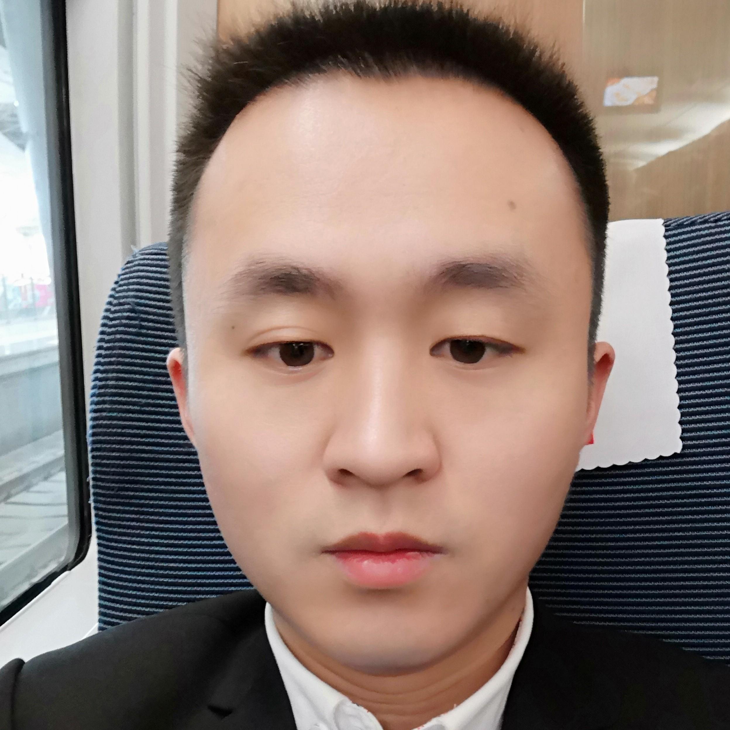 云海肴(上海)餐饮管理有限公司物流主管田国栋照片