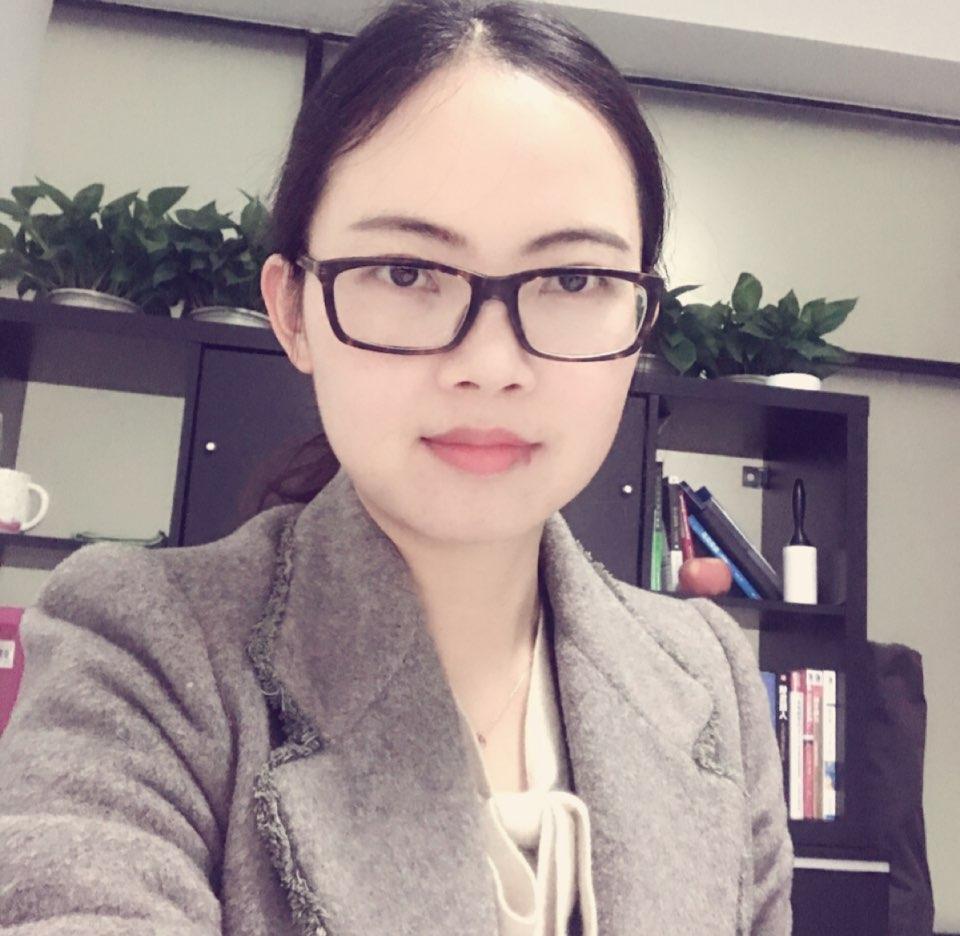 湖南安和寿医疗科技有限公司总监胡慧敏照片