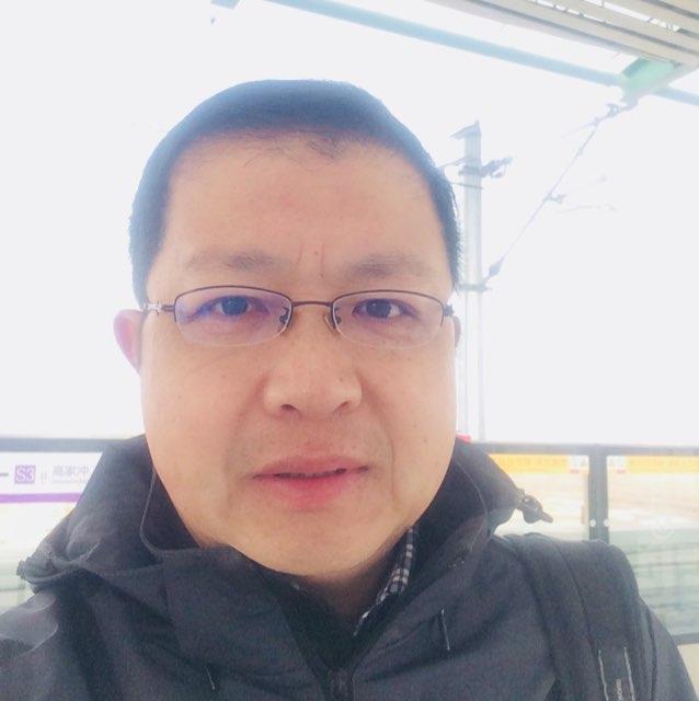 江苏雨润食品产业集团有限公司经理马君铭照片
