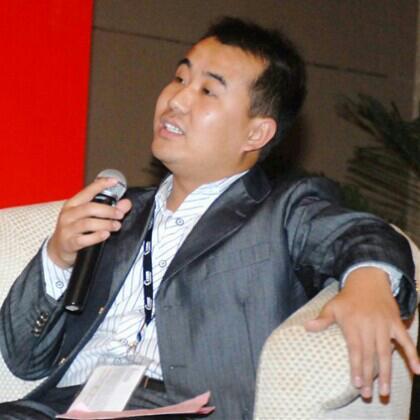 中国传媒大学凤凰学院助理张良朋照片