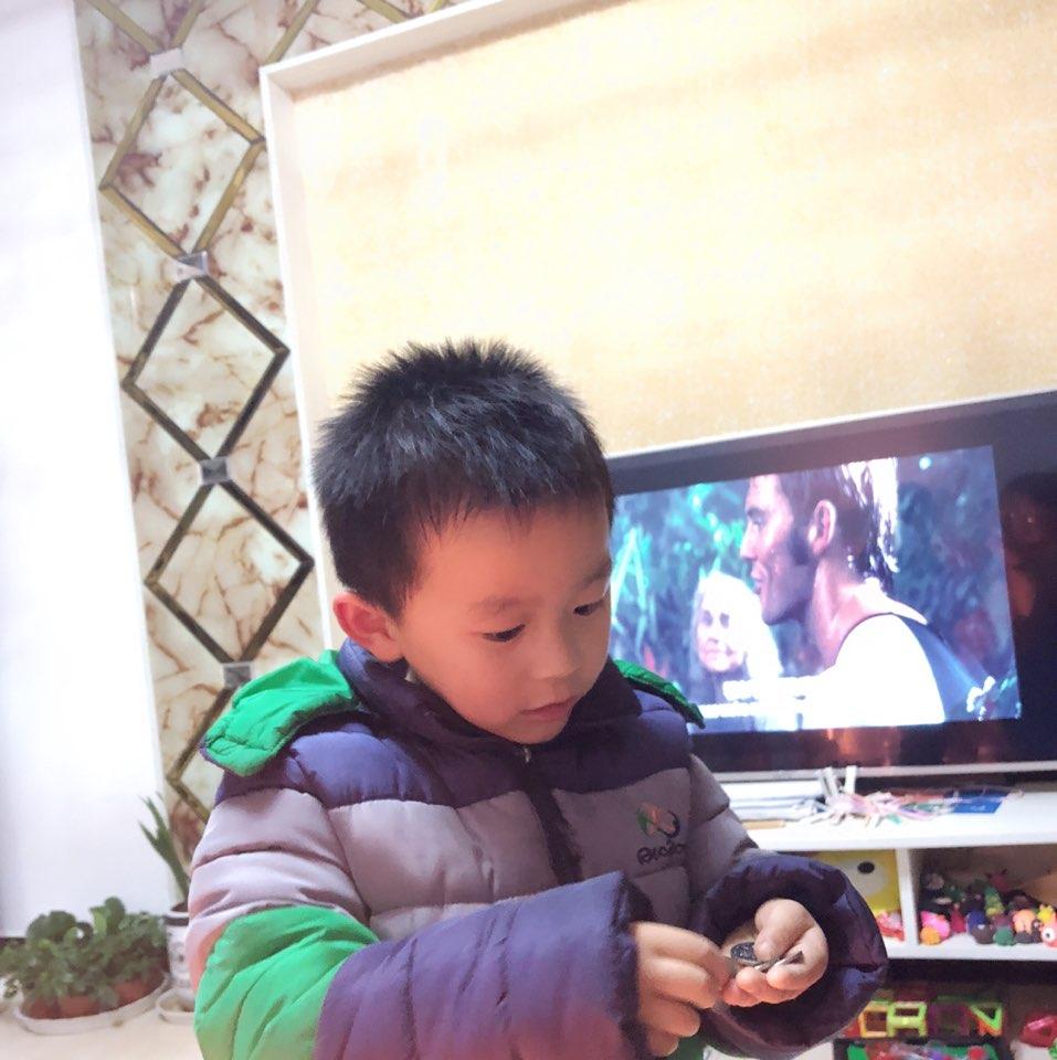 撒豆人广告传媒有限公司总监王智峰照片