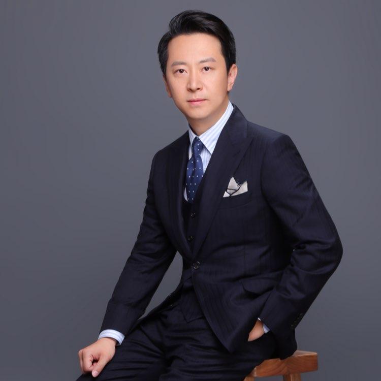 北京艾诺商贸有限责任公司创始人贾贝斯照片