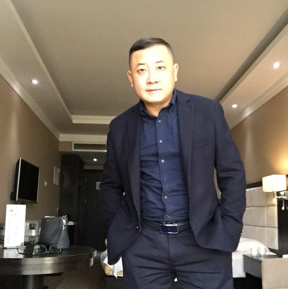 北京利德衡环保工程有限公司副总刘岳重照片