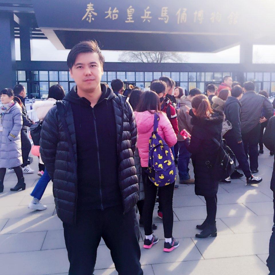 美团城市负责人尚明涛照片