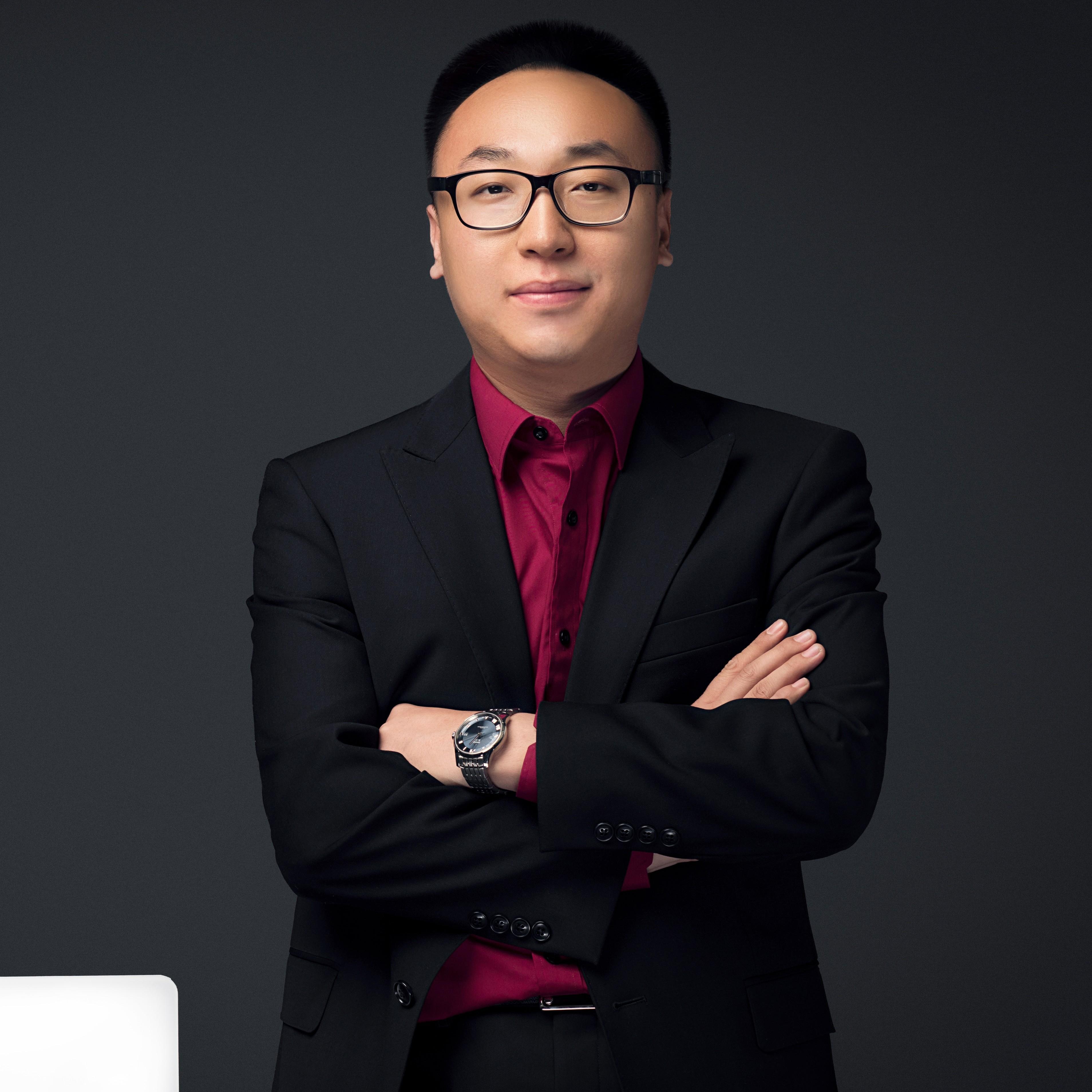 优依科技CEO田西均照片