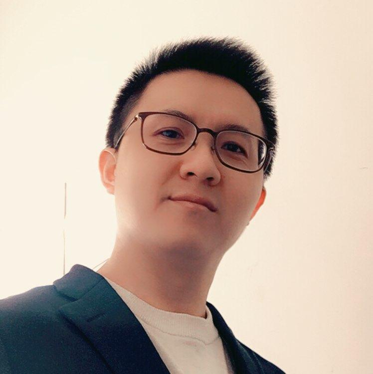 北京思源互联科技有限公司助理盛宇宏照片