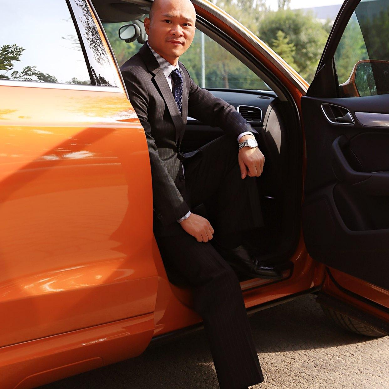 北京凯盛冠华投资有限公司副总万铁河照片