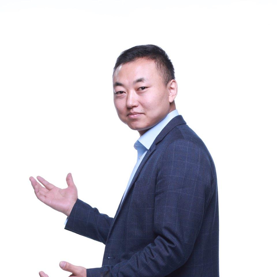 北京梦肌肉体育发展有限公司网络运营负责人陈玉龙照片