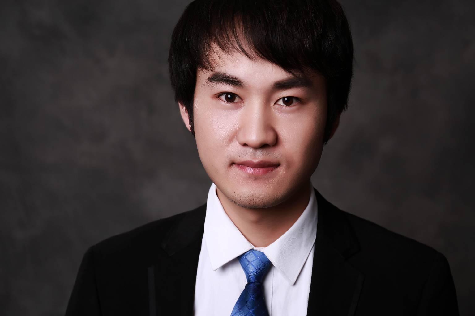 佰客云(北京)区块链科技有限公司总监段牧明照片