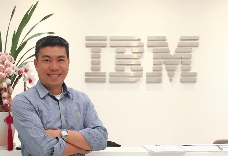 飞榴(上海)信息科技有限公司合伙人罗晖帆照片