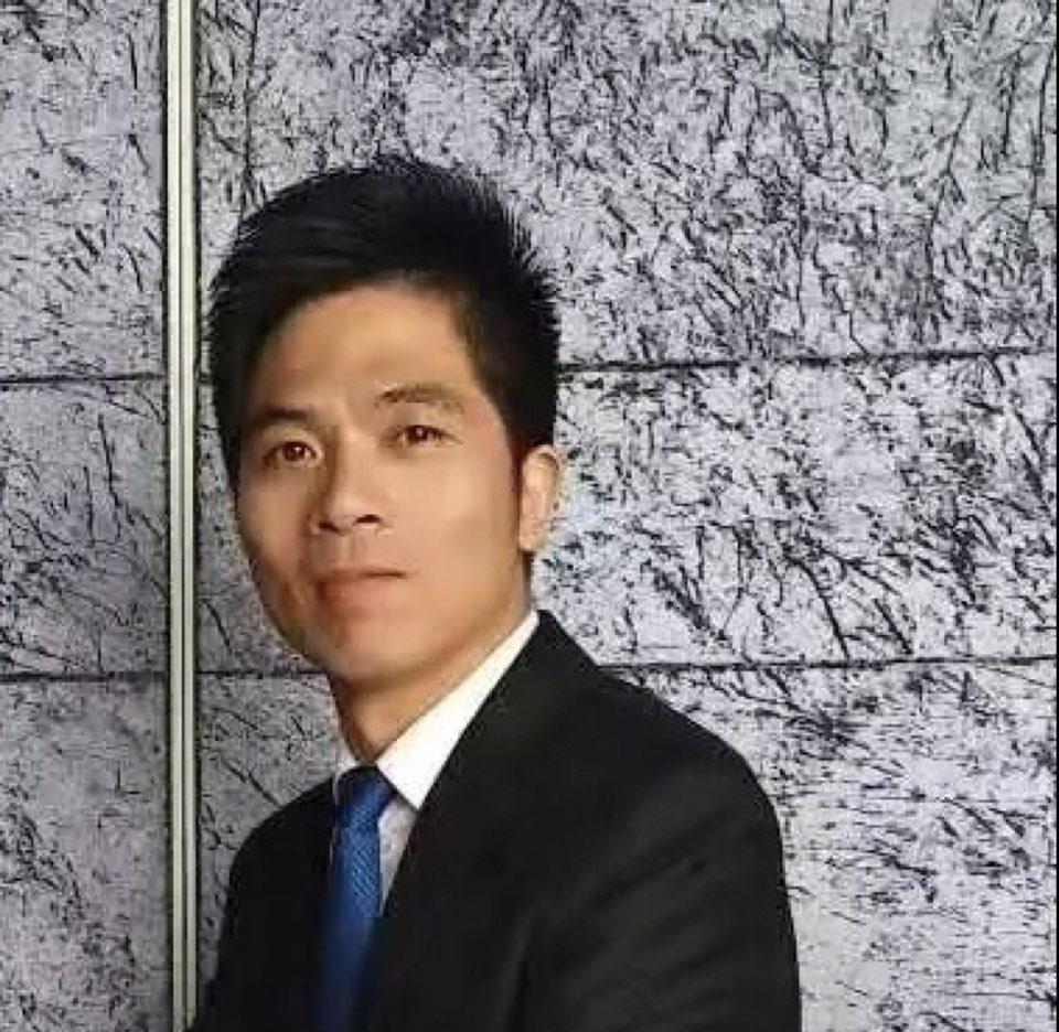 上海恋智电子商务有限公司CEO吴远文照片
