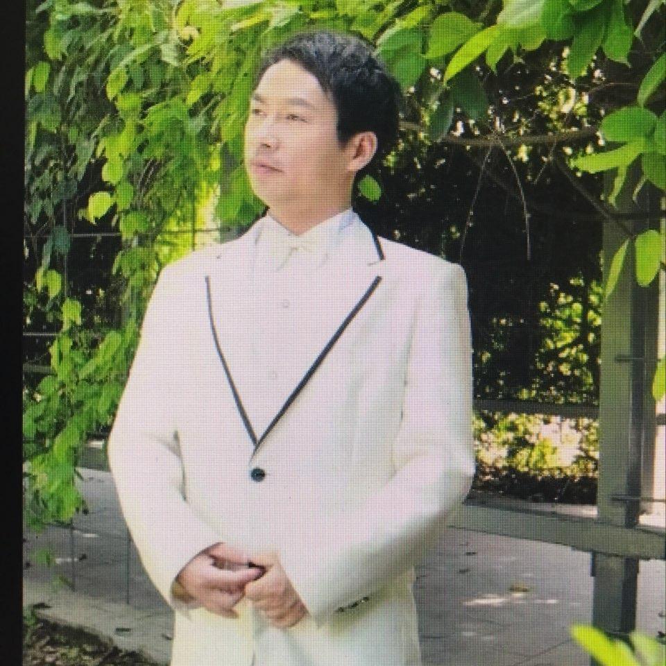 深圳市红极服饰有限公司CEO刘运波照片
