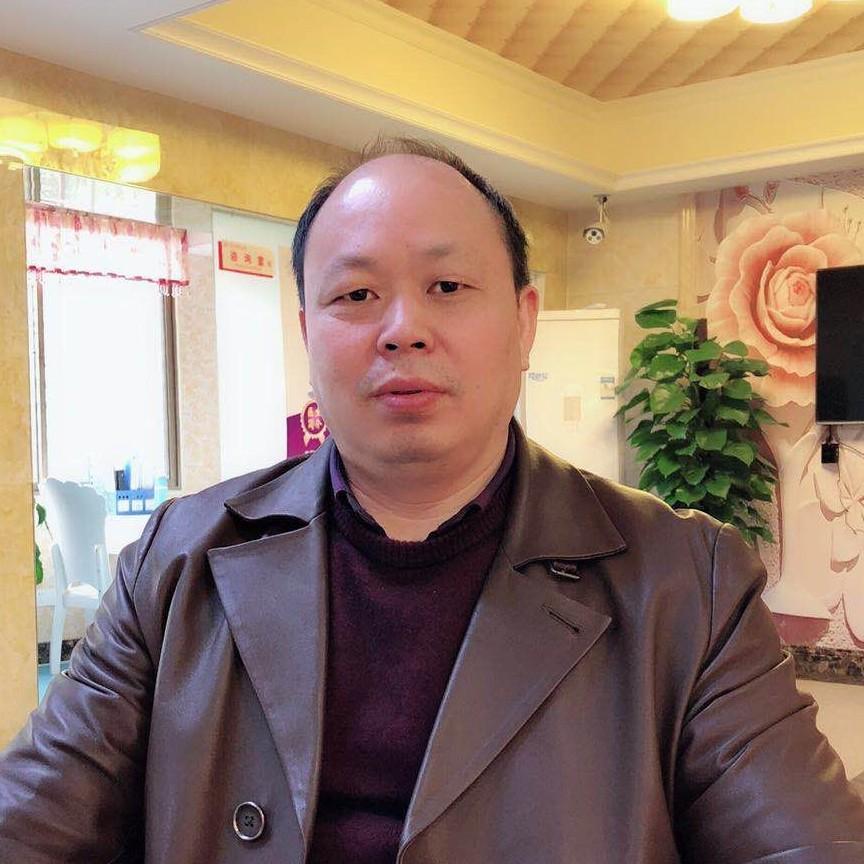 郴州市一医院业务主任刘柏生照片