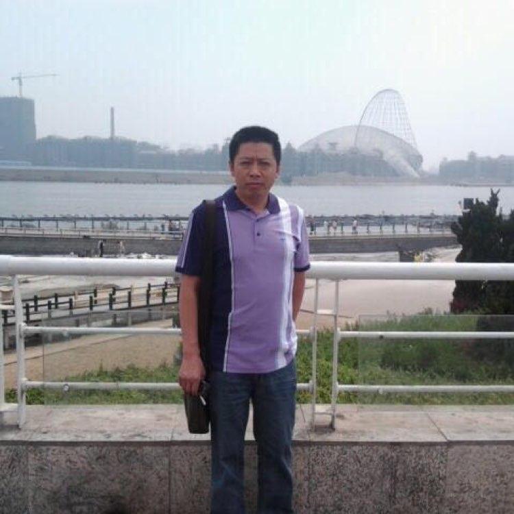 上海建工集团工程主管钱永兴照片